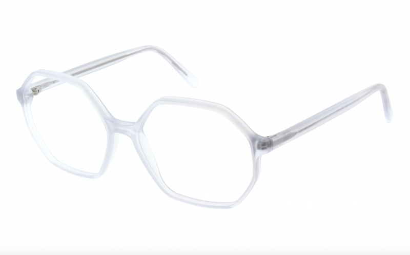 matt finish acetate handmade eyewear